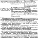 National Institute of Nutrition Notification for Scientists