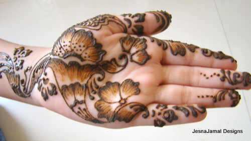 Mehndi Designs Please : Best arabic mehndi designs collection for girls