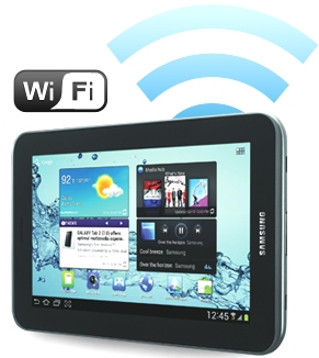 Wi-Fi-connection-tablet