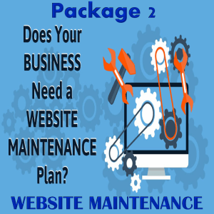 Monthly Web Management