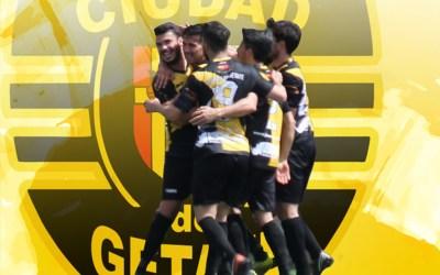 Ciudad de Getafe 3-2 Nuevas Palomeras