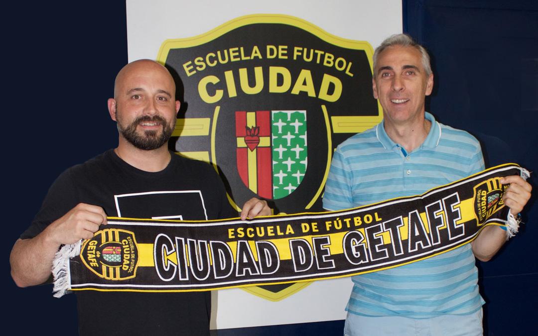 Alberto Santos, nuevo técnico del Ciudad de Getafe