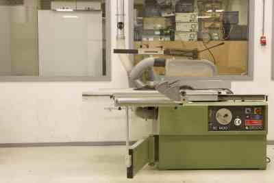 Composite shop Machine room (4)