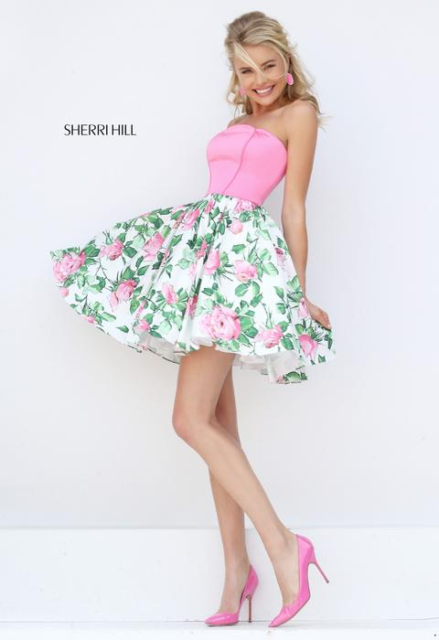 Sherri Hill 50470 Sherri Hill Prom Dresses Pageant