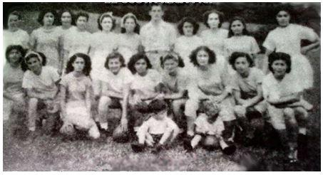 El Deportivo Femenino Costa Rica F.C. de 1949