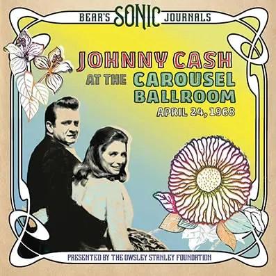 Se anuncia un disco en directo de Johnny Cash