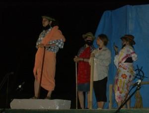 Θεατρική ομάδα Ρακοσυλλέκτες ΠΟΦΕΠΑ 2006 - 2007