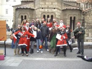 Κάλαντα με τη Χορωδία ΠΟΦΕΠΑ 2011