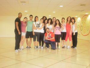 Χορευτική Ομάδα Λάτιν της ΦΕΠΑ
