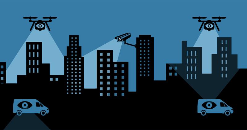 Tre strumenti interattivi per comprendere la sorveglianza della polizia