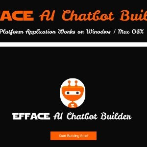 Efface AI Chatbot Builder