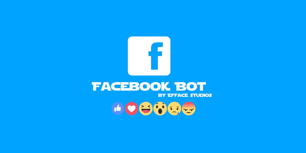 efface facebook bot