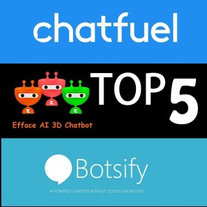 Top 5 Chatbots Providers in 2019