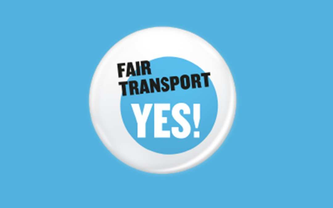 Fair Transport Europe  – We need your Support!