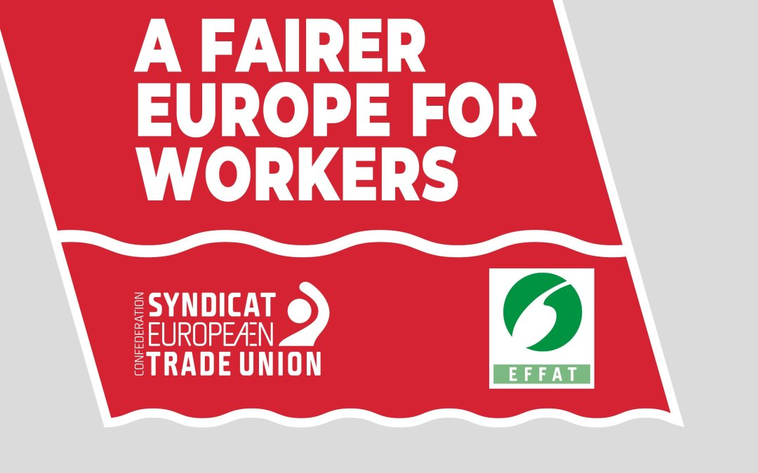 Happy 1st of May – Fight for people first in a better Europe