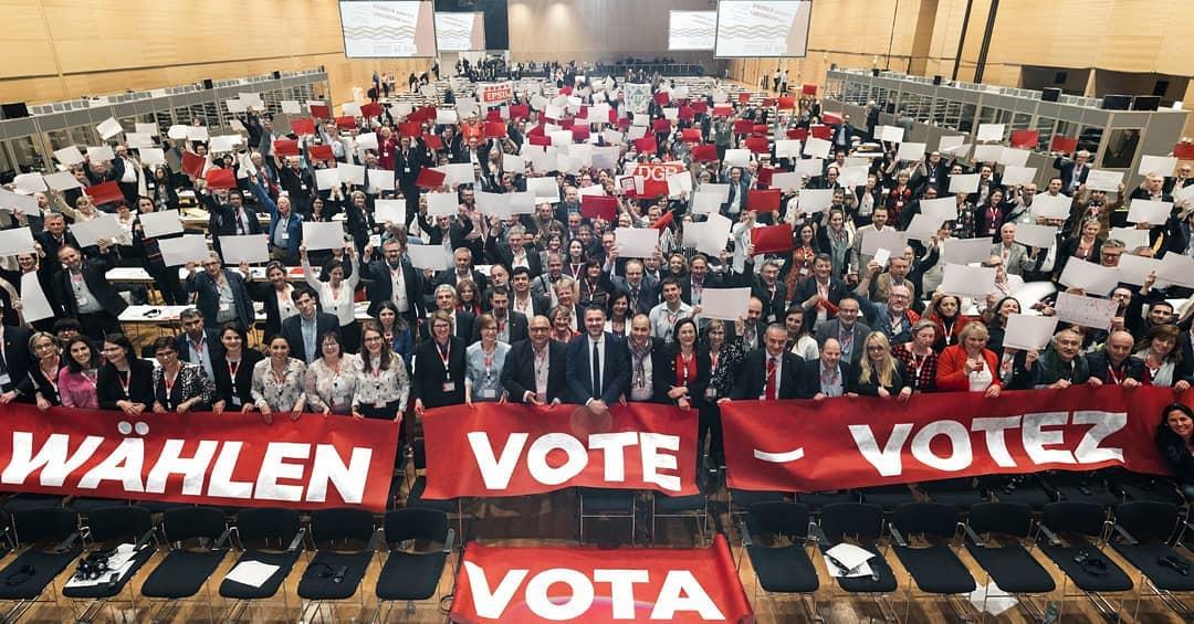 You deserve a fairer EU – Go Vote for it!