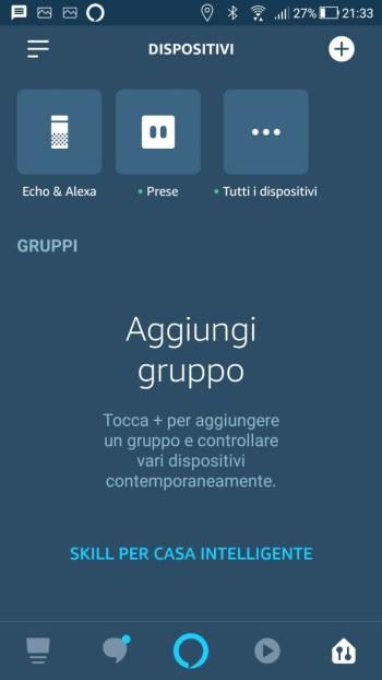 Amazon Alexa - Dispositivi