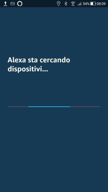 Amazon Alexa - Philips Hue - Ricerca 01