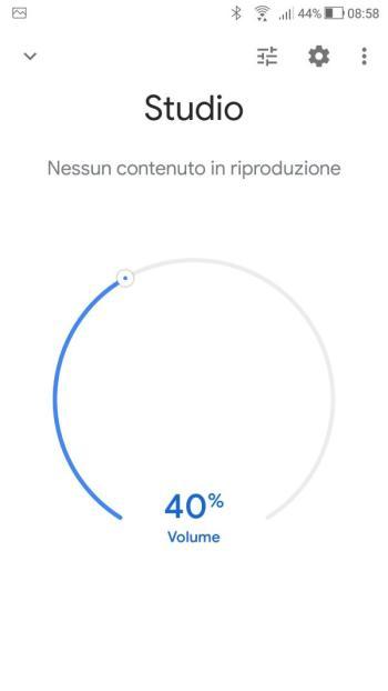 Google Home - Dispositivo Studio