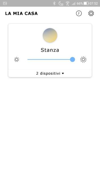 Ikea TRÅDFRI - App - Stanza