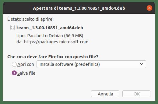 Microsoft Teams Ubuntu - Download DEB