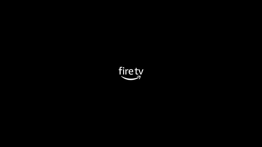 Amazon Fire TV Stick - Fire Tv - Logo Bianco e Nero