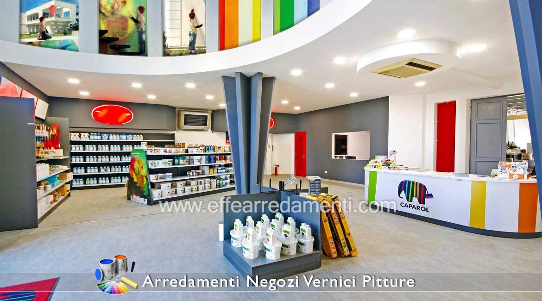 Tinteggiare le pareti con colori chiari e il soffitto con colori più. Shop Fittings Paint Paints Colorificio Effe Arredamenti