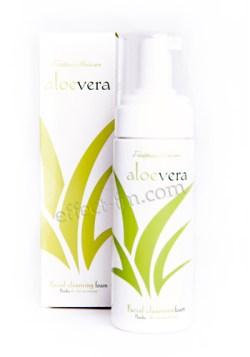 Пінка для вмивання Aloe Vera 150 мл