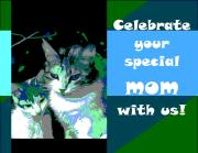 Mothers Day Invitation #2 IMAGE