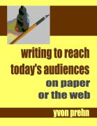 Writing to Reach on paper and web cover