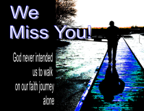 Miss you Card #5