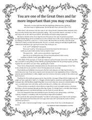 The Great Ones Flyer, image  1