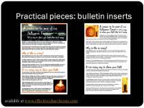 Halloween Motivational Bulletin Inserts