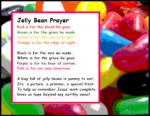 FREE Easter Jelly Bean Prayer for Children's Ministry