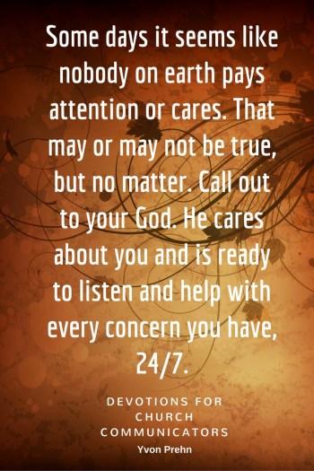 Church Communicators Devotion quote #2