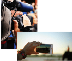 Video Camera or Phone