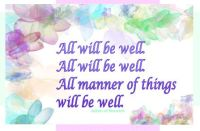 All will be well quote, free image download