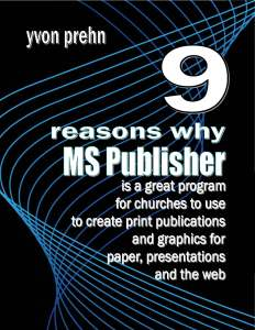 MS Publisher for Churches