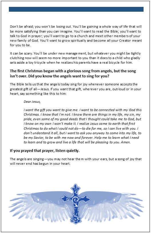 Free christmas ms publisher templates effective church to download this selection of templates in both pdf and editable ms publisher formats click the following link christmas template sample set spiritdancerdesigns Image collections