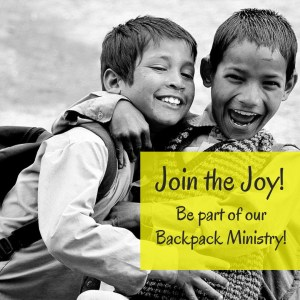 FREE Backpack Ministry Instagram images