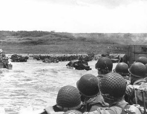 D-Day reminds us our work is spiritual warfare for the kingdom of God.
