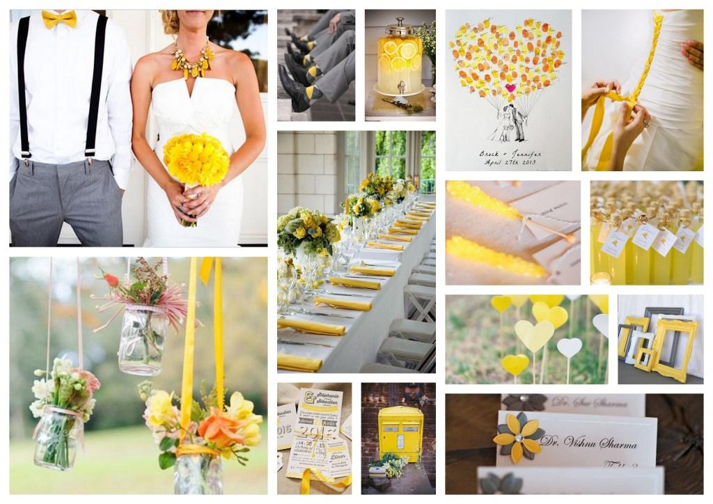EfféeDora - Wedding Planner - Board d'inspiration couleur 2021 Pantone