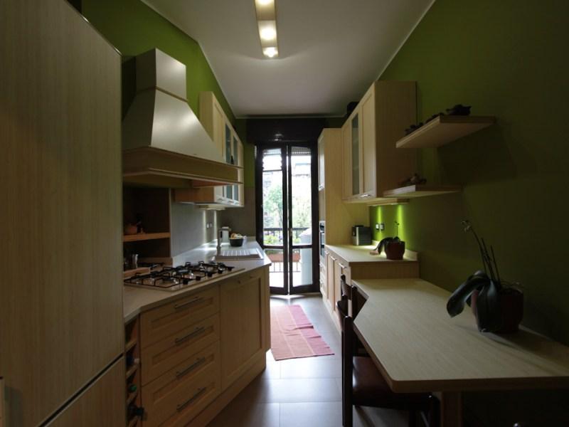 Cucina in Bambù Naturale