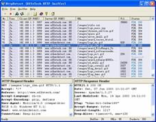 Capture network traffic windows