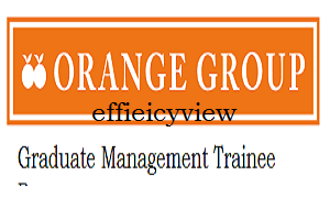 Photo of Orange Drugs Limited Graduate Management Trainee Program 2020 apply here