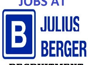 Photo of Julius Berger Nigeria Recruitment 2020/2021 for workers in Port Harcourt|Uyo|Bonny in Rivers State