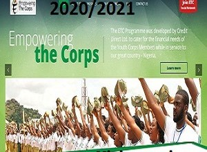 Photo of Empowering the Corps (ETC) Loan for NYSC serving Corps Members 2020/2021