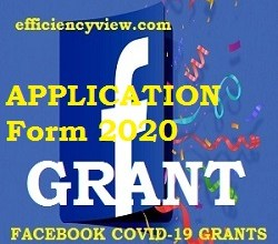 Photo of Facebook Small Business Grant Program Form 2020/2021 out apply here