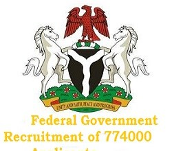 Photo of Federal Government Recruitment of 774000 Applicants for Public Workers 2020 across 774 LGA over COVID 19 Pandemic