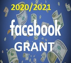 Photo of Facebook Small Business Grants Program 2020/2021 for European/Asian/American Countries apply here